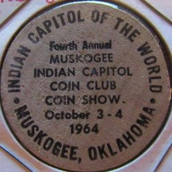 Indian Capitol Coin Club Meeting @ Muskogee Public Library
